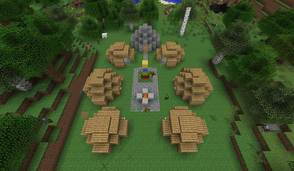 Goblins Mod for Minecraft 1.7.2 and 1.6.4