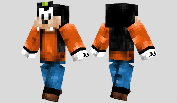 Goofy Skin for Minecraft