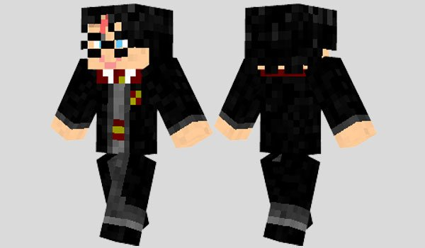Harry Potter Skin for Minecraft