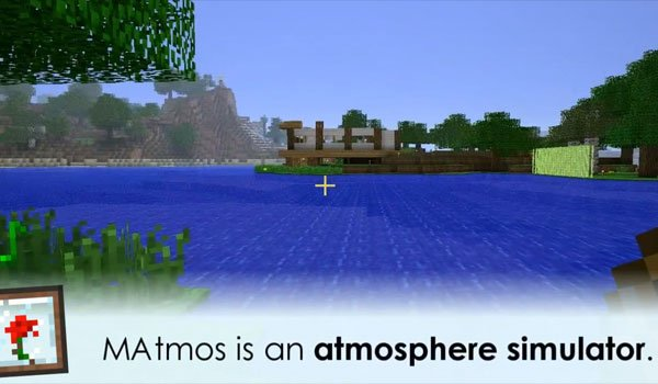 MAtmos Mod for Minecraft 1.6.2 and 1.5.2
