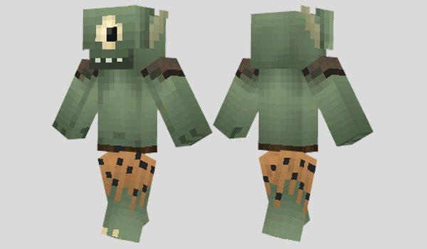 Ogre Skin for Minecraft