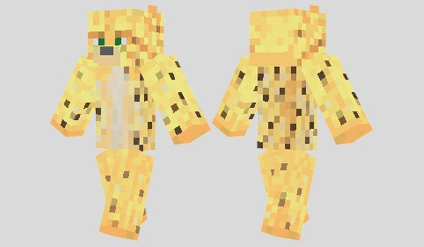 Ozelot Skin for Minecraft