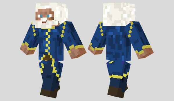 Wizard Skin for Minecraft