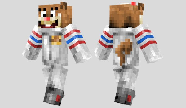 Sandy Skin for Minecraft