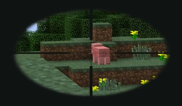 The Gun Mod for Minecraft 1.4.5