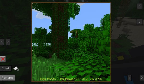 CameraCraft Mod for Minecraft 1.4.7