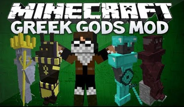 Household Gods Mod for Minecraft 1.5.2
