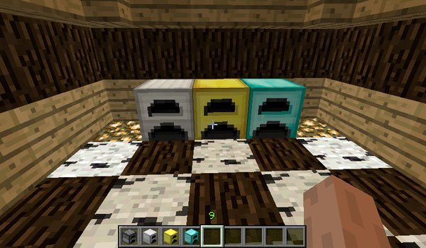 Better Furnace Mod for Minecraft 1.7.2 and 1.7.10