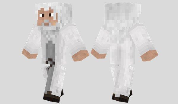 Gandalf Skin for Minecraft