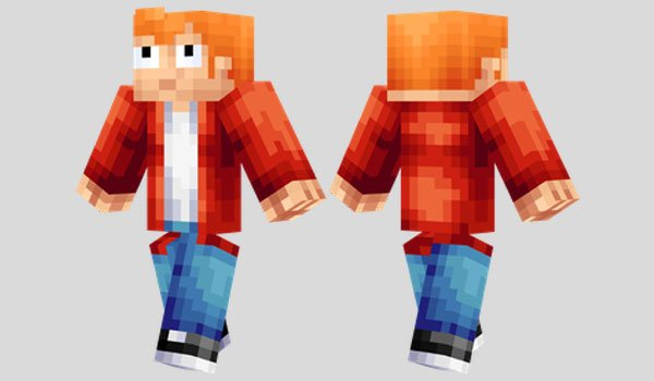 Fry Skin for Minecraft