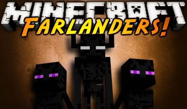 The Farlanders Mod for Minecraft 1.7.2 and 1.7.10