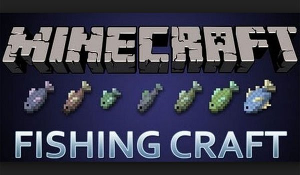 Fishing Craft Mod for Minecraft 1.5.2