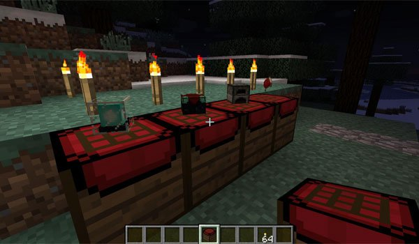 The Project Bench Mod for Minecraft 1.6.2 and 1.6.4
