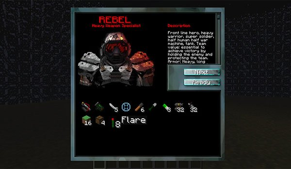 Rival Rebels Mod for Minecraft 1.7.10