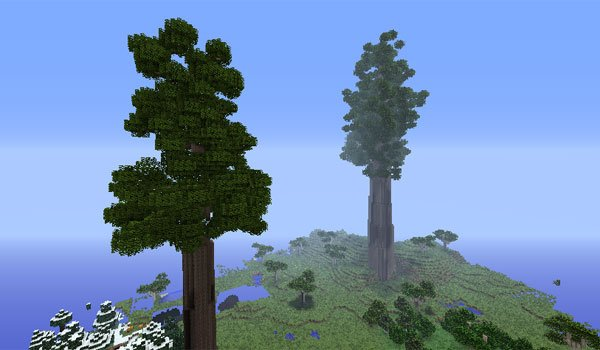 Natura Mod for Minecraft 1.7.2 and 1.7.10