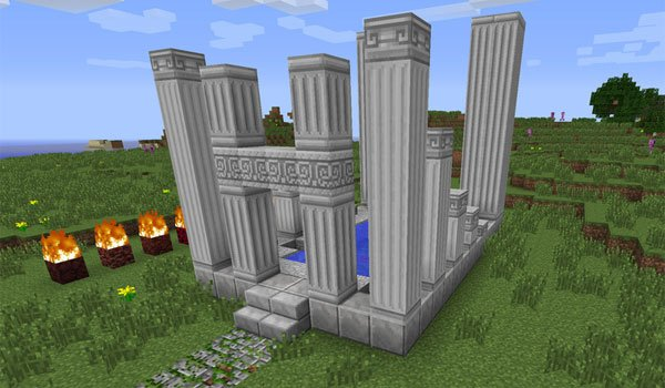 Chisel Mod for Minecraft 1.7.2 and 1.7.10
