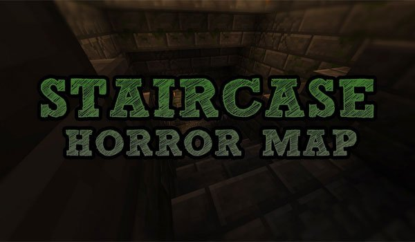 Staircase Horror Map for Minecraft 1.6.2