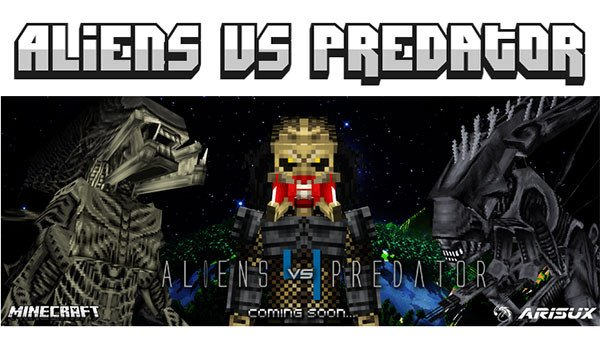 Alien vs Predator Mod for Minecraft 1.7.10