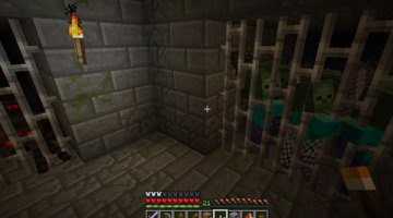 Roguelike Dungeons Mod for Minecraft 1.12.2 and 1.11.2