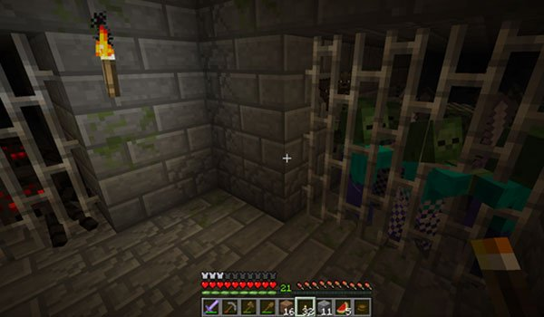 Roguelike Dungeons Mod for Minecraft 1.7.2 and 1.7.10