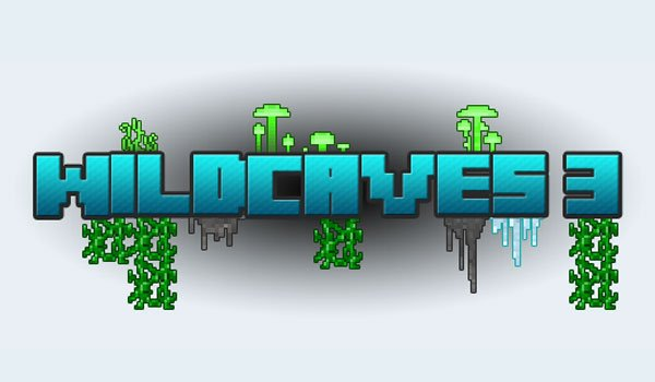 WildCaves 3 Mod for Minecraft 1.7.2 and 1.7.10