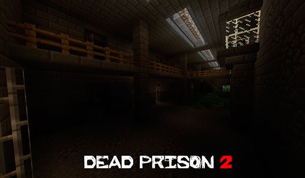 Dead Prison 2 Map for Minecraft 1.8