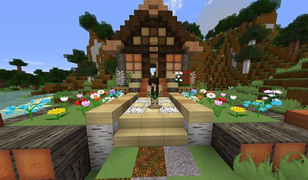 Defscape Texture Pack for Minecraft 1.7.2