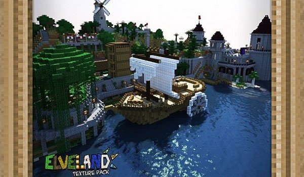 Elveland Texture Pack for Minecraft 1.7.2