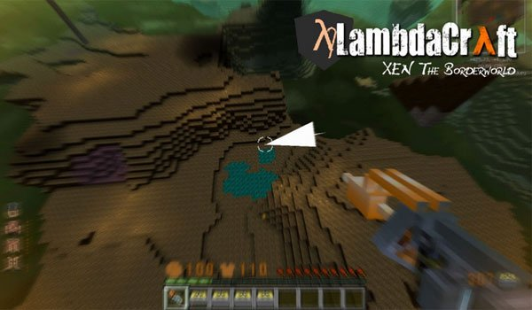 LambdaCraft Mod for Minecraft 1.6.2 and 1.6.4