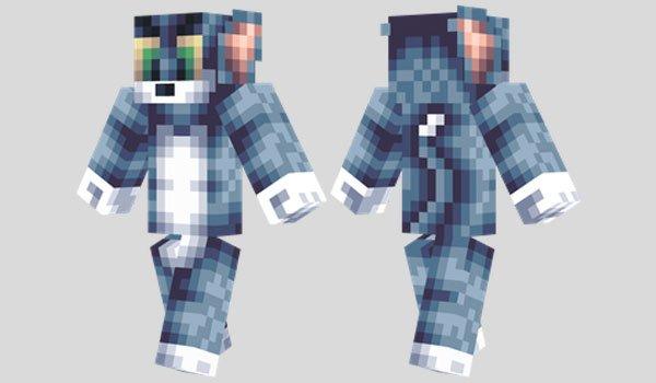 Tom Skin for Minecraft