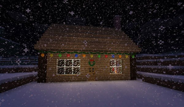 ChristmasCraft Mod for Minecraft 1.6.4