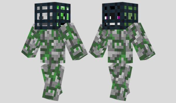 Mob Spawner Skin for Minecraft