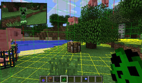 RearView Mod for Minecraft 1.6.4
