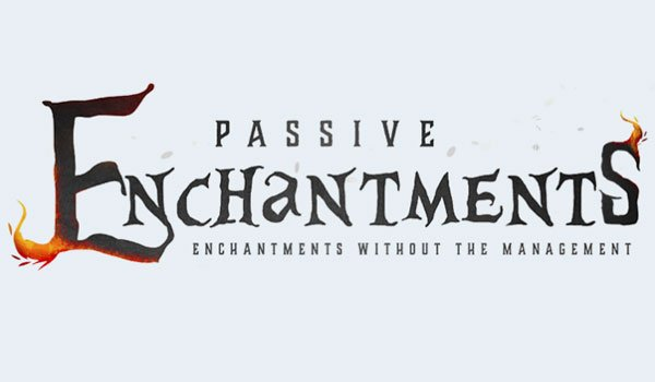 Passive Enchantments Mod for Minecraft 1.7.2