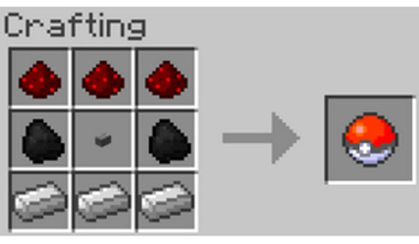 Pokeball Mod for Minecraft 1.7.2