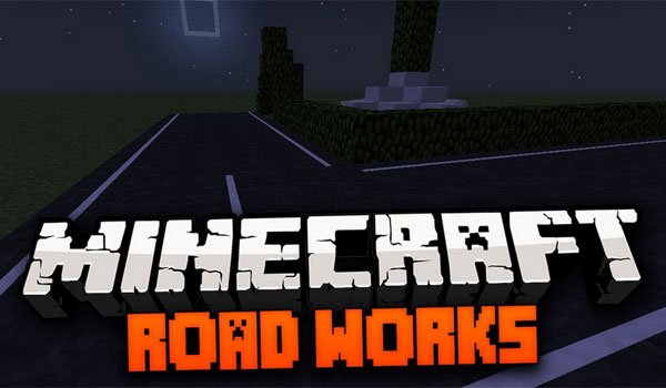 RoadWorks Mod for Minecraft 1.7.2