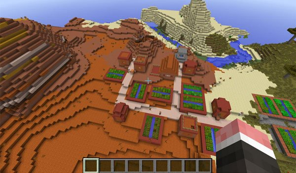 Mo' Villages Mod for Minecraft 1.7.2 and 1.7.10