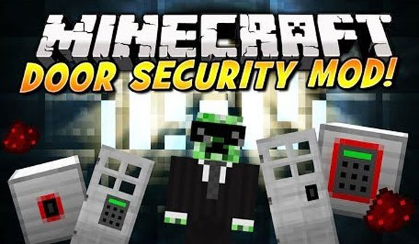Key and Code Lock Mod for Minecraft 1.7.2