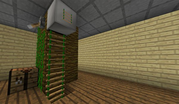 Luppii's Ladders Mod for Minecraft 1.7.2
