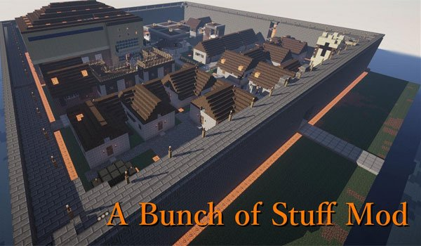 A Bunch of Stuff Mod for Minecraft 1.7.2 and 1.7.10
