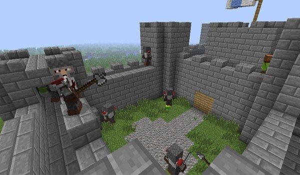 Medieval Fantasy Mod for Minecraft 1.7.2