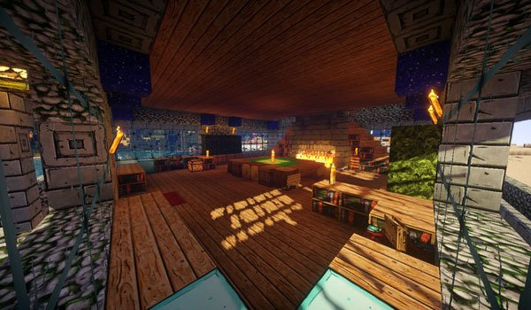 Bordercraft Texture Pack for Minecraft 1.8