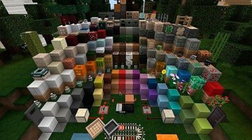 Flows HD Texture Pack for Minecraft 1.10 and 1.9