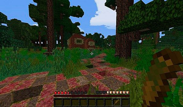 The Last Of Us Map For Minecraft MineCraftings - The last of us minecraft map