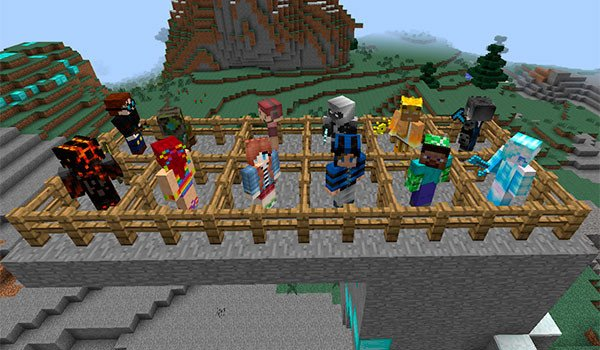 Epic People Mod for Minecraft 1.7.10