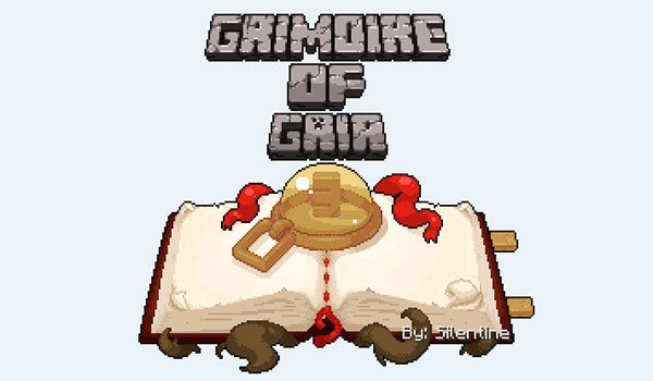 Grimoire Of Gaia 3 Mod for Minecraft 1.7.10