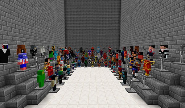 Project Superhuman Mod for Minecraft 1.7.10