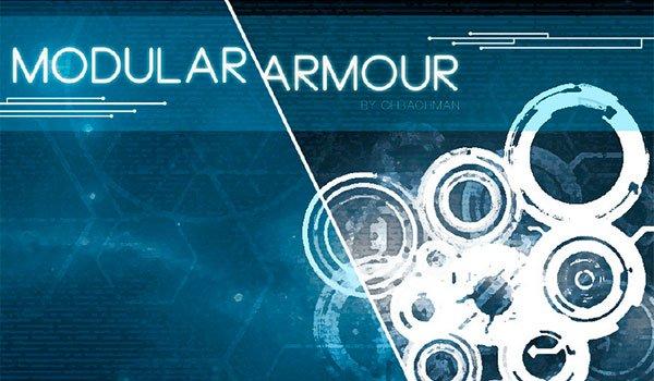 Modular Armour Mod for Minecraft 1.7.10