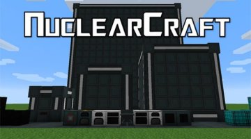 NuclearCraft Mod for Minecraft 1.12.2 and 1.11.2