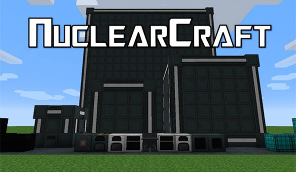 NuclearCraft Mod for Minecraft 1.7.10
